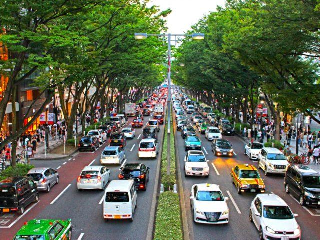 交通事故が一番起きやすい時間帯(神奈川区 大口・白楽)